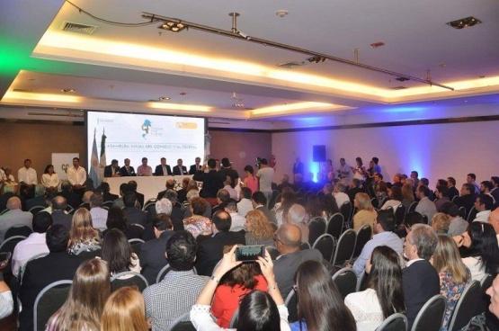 Santa Cruz presente en la Asamblea Anual del Consejo Vial Federal