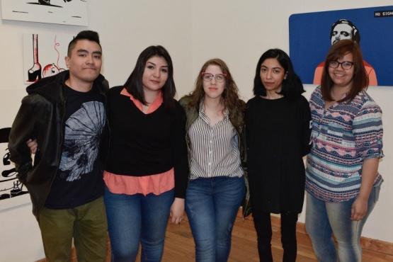"""Cruce"" es la última muestra del 2017 del Museo de Arte Eduardo Minnicelli"