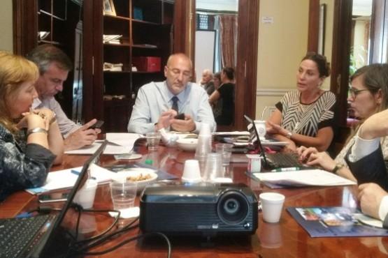 Autoridades del Ente Patagonia mantuvieron un nuevo encuentro en el cierre del año