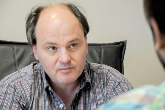 Paulo Lunzevich fue elegido como uno de los vicepresidentes de FEHGRA