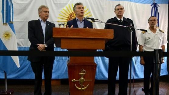 El Gobierno pasó a retiro al jefe de la Armada