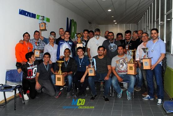 Cierre y premiación de la liga municipal de basquet