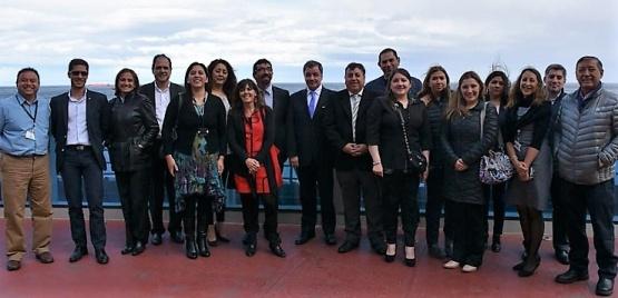 Se realizó el primer encuentro de Salud Pública Argentina- Chile