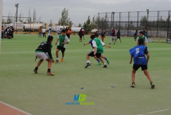 Culminó el Torneo de fútbol Interbarrial