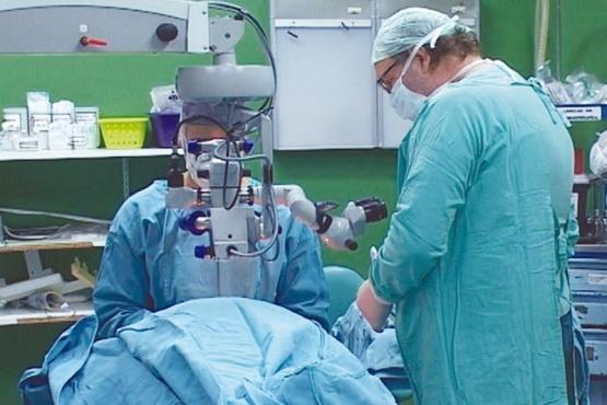 Se realizaron cirugías programadas con distintos especialistas en el HRRG