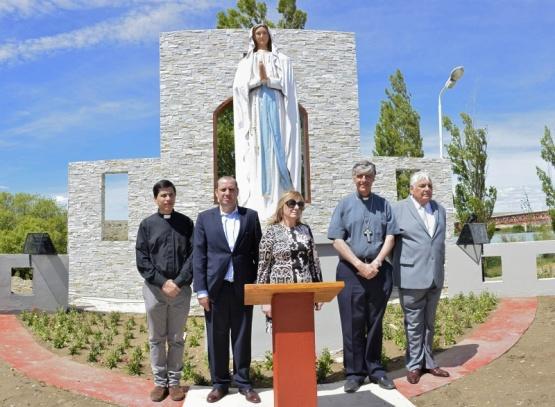 """""""Le pido a la Virgen que nos ayude, nuestro pueblo lo necesita"""""""