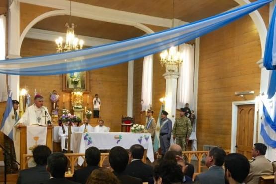 Vecinos y funcionarios celebraron el 132 Aniversario de Río Gallegos