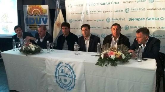 Convenio para mejorar alumbrado público en El Chaltén