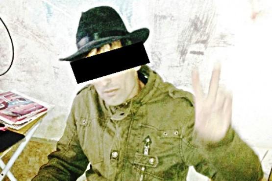 Carlos Muñoz es buscado desde el 31 de mayo pasado.
