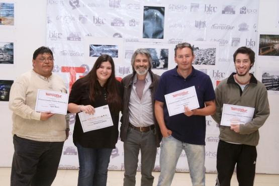 Premiados 2017 en la inauguración (C.G)