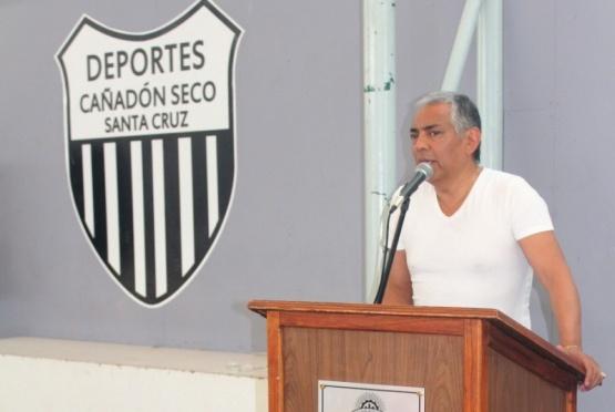 Soloaga rindió cuentas de las inversiones en Deportes