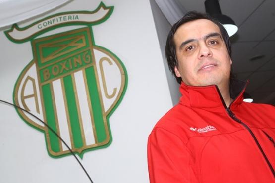 """Roberto """"Tito"""" Velásquez, hizo un balance de lo que ha sido el 2017."""