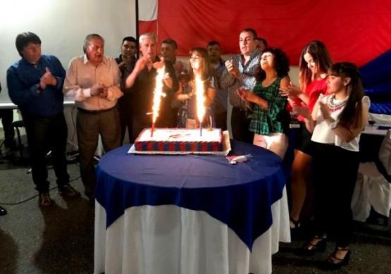 Municipio caletense acompañó los festejos de dos grandes clubes