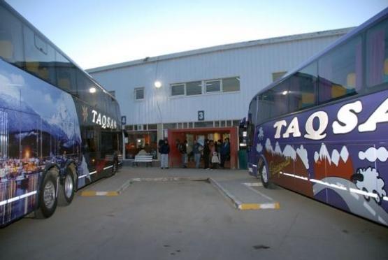 Terminal de Ómnibus de Río Gallegos