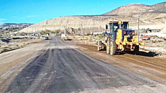 Santa Cruz posee 2 mil kilómetros de rutas que se podrían ver afectados. (Archivo).