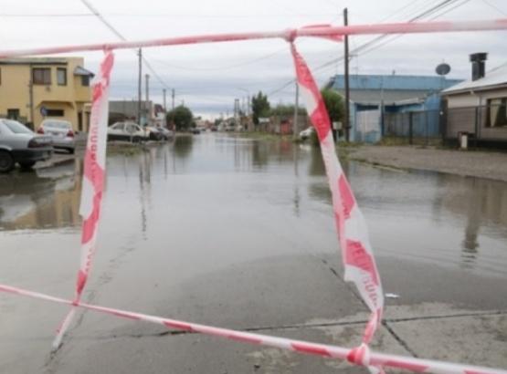 El año pasado se inundó la ciudad en pleno año nuevo. (Archivo)