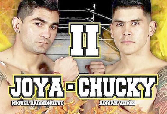 Barrionuevo y Verón se preparan con sparrings cordobeses