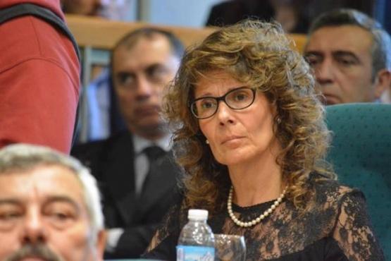 """Mestelán repudió la """"violenta represión"""" y la designación de Renée Fernández"""