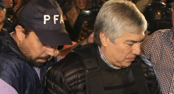 Elevan a juicio oral causa contra Lázaro Báez por lavado de dinero