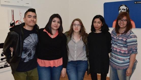 """Con buen balance cerró """"Cruce"""", la muestra de alumnos del Artes Visuales"""