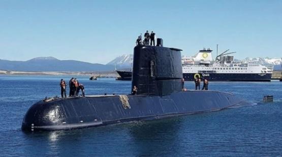 Los contactos detectados no están relacionados con el submarino