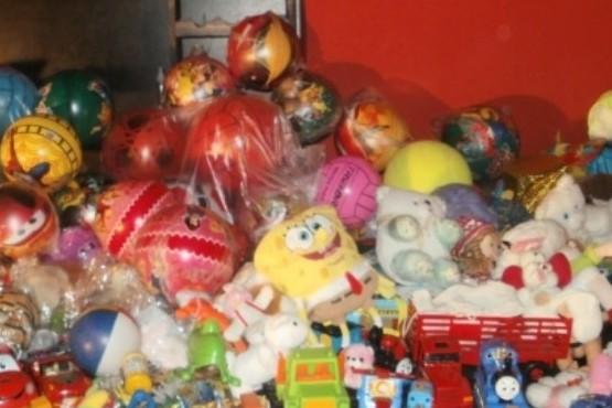 Reyes Magos solidarios: juntan donaciones para entregar a niños