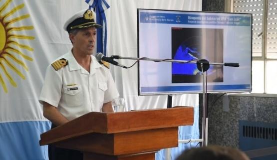 La Armada contratará nuevos servicios para buscar al submarino