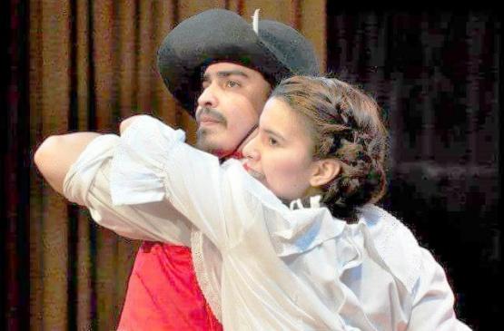 Anita Lamas y Fernando Valle (Sonia Ponce)