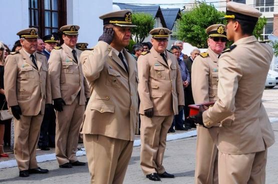 Asumió el nuevo Jefe de la Prefectura Río Gallegos e Islas Malvinas