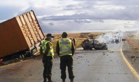 Fiscalía atribuyó responsabilidad al camionero en la muerte de familia argentina
