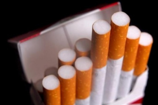 Aumento de un 5% en los cigarrillos