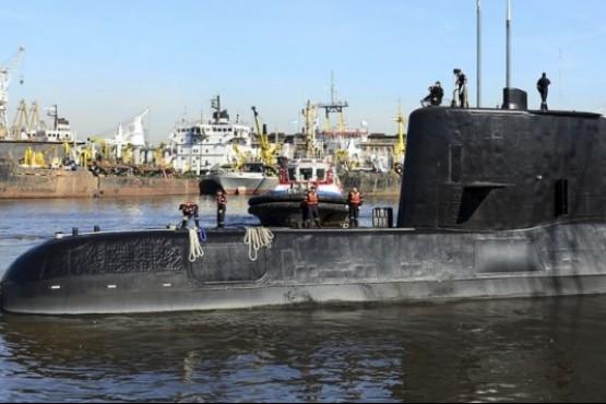 El ARA Puerto Argentino se incorpora a la búsqueda del submarino con el ROV ruso Panther Plus a bordo