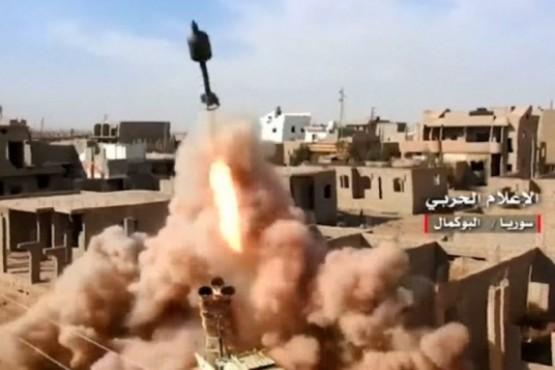 Al menos 23 muertos por ataque explosivo a una sede insurgente