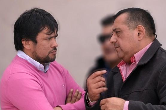 El intendente de Los Antiguos y el diputado por el pueblo viajan a Río Gallegos