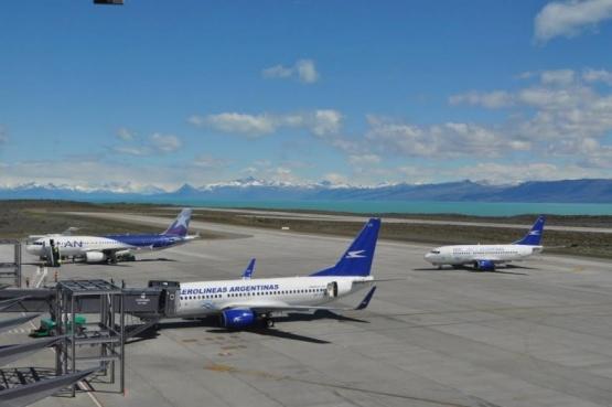 El aeropuerto tuvo 10 mil pasajeros menos