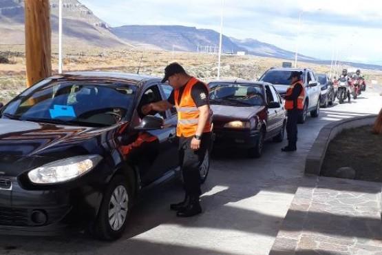 Campaña de Seguridad Vial #VeranoVivo en El Calafate y El Chaltén
