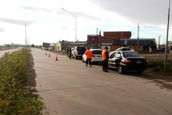 Continúa la campaña de Seguridad Vial #VeranoVivo en Río Gallegos