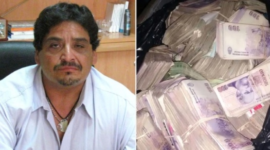 Detuvieron a la cúpula de la UOCRA: su líder tenía tres valijas repletas de billetes