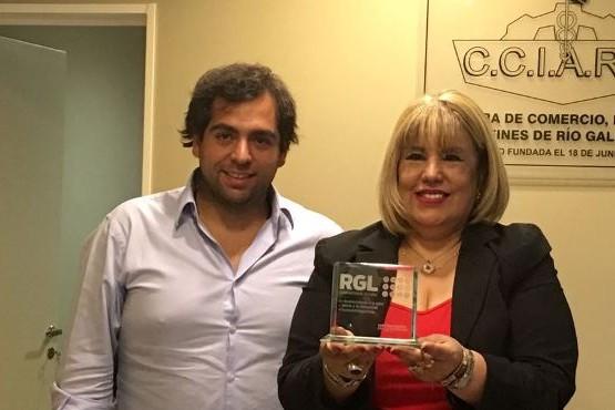 Cámara de Comercio se reunió con el diputado Santiago Gómez