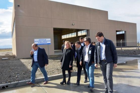 Habilitaron la Zona Franca de Río Gallegos y en tres meses ya podría abrir