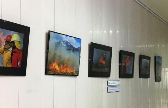 """Se inauguró la muestra fotográfica """"Todos los Fuegos"""""""