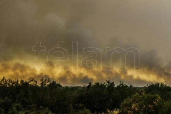 Tras nuevos focos, Nación envió aviones a Córdoba para combatir los incendios