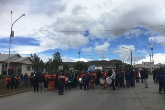 Se agudiza la protesta en la mina de Río Turbio