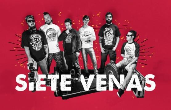 Siete Venas tendrá su primera mini gira por la región