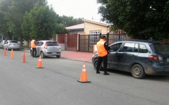 Amplio operativo de seguridad en la Fiesta Nacional de la Cereza