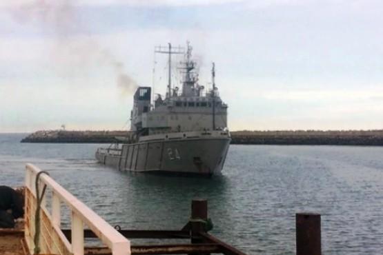 ARA San Juan: Tras varios contactos no coincidentes, el buque Islas Malvinas se suma a la búsqueda
