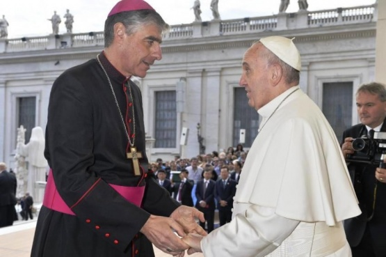 """""""Nadie puede hablar en nombre del Papa, él habla por sí mismo"""""""