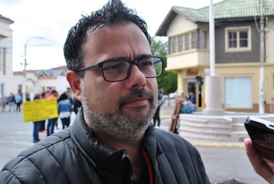 Jorge Caminiti habló con TS-Digital (JCC)