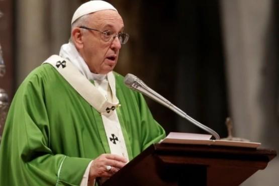 El Papa Francisco volvió a condenar la hostilidad contra los migrantes