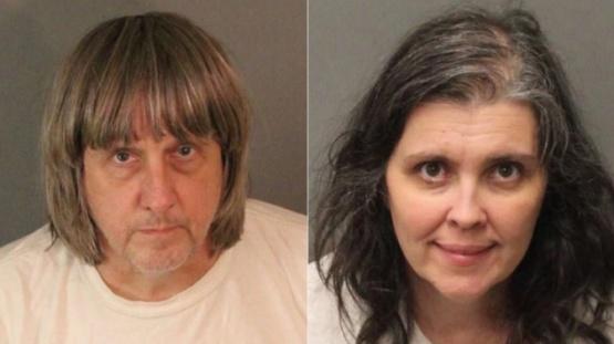 Detuvieron a pareja por torturar a sus 13 hijos: estaban encadenados y hambrientos